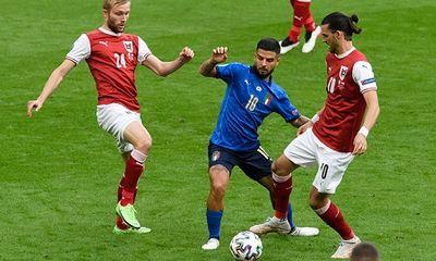EURO 2020: Italy lập vô số kỷ lục sau chiến thắng