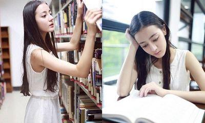 Địch Lệ Nhiệt Ba lộ ảnh thời thiếu nữ, nhan sắc 18 tuổi khiến ai nấy