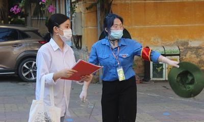 Trường THPT chuyên đầu tiên ở Hà Nội hạ điểm chuẩn, cao nhất 36 điểm