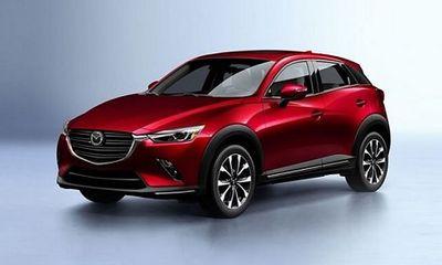 Bảng giá xe ô tô Mazda mới nhất tháng 7/2021: Mazda CX-3 có giá từ 629 triệu đồng