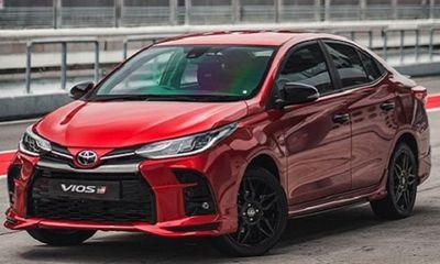 Bảng giá xe ô tô Toyota mới nhất tháng 7/2021: Toyota Vios giá chỉ hơn 400 triệu đồng