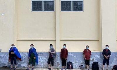 Nghệ An: Phát hiện 9 đối tượng nhập cảnh trái phép qua biên giới
