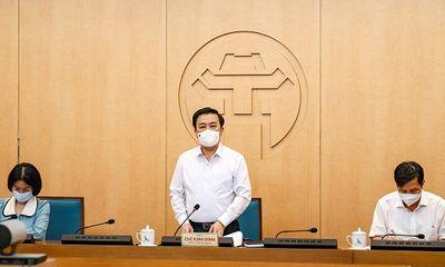 Hà Nội lập 22 chốt chặn ở cửa ngõ thành phố, kiểm tra giấy xét nghiệm COVID-19