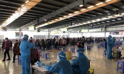 Đồng Nai: Thêm 31 ca dương tính với SARS-CoV-2 tại công ty Changshin
