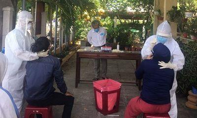 Người dân Đà Nẵng không được đi vào Quảng Nam từ 12h trưa ngày 22/7