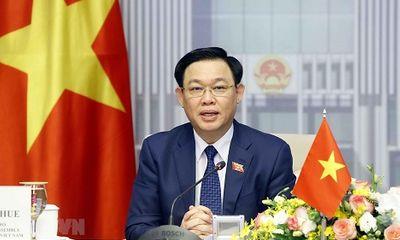 Vận dụng tư tưởng Hồ Chí Minh trong hoạt động lập pháp góp phần xây dựng và hoàn thiện Nhà nước pháp quyền XHCN Việt Nam
