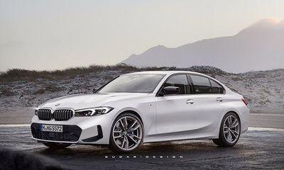 Hé lộ diện mạo BMW 3 Series 2022, đối thủ