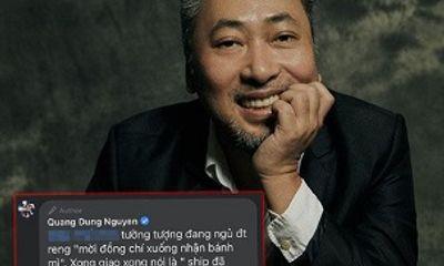 Đạo diễn Nguyễn Quang Dũng bị chỉ trích vì