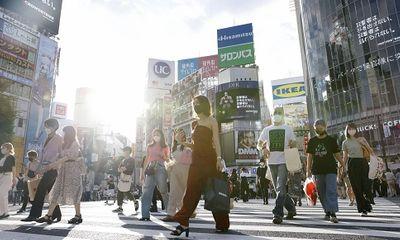 Nhật Bản lập kỷ lục hơn 10.000 ca mắc COVID-19 mới trong một ngày