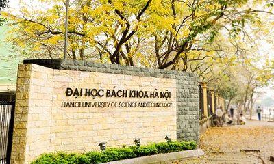 Trường Đại học Bách khoa Hà Nội công bố điểm sàn xét tuyển năm 2021