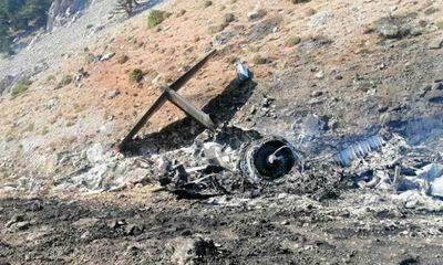 Khoảnh khắc máy bay cứu hỏa Nga rơi ở Thổ Nhĩ Kỳ, 8 người thiệt mạng