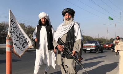 Taliban tuyên bố thành lập Tiểu vương quốc Hồi giáo Afghanistan, vài ngày sau khi chiếm Kabul