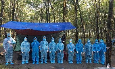 Bắt giữ 11 người bơi qua sông nhập cảnh trái phép vào Việt Nam
