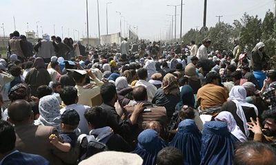Lo ngại trước IS, quân đội Mỹ thiết lập các tuyến đường thay thế đến sân bay Kabul
