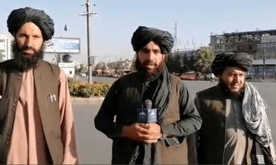 Taliban nỗ lực trấn an người dân sau khi giành quyền kiểm soát Afghanistan