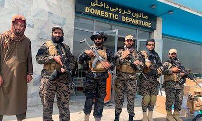 Taliban toàn quyền kiểm soát sân bay Kabul, hứa hẹn đảm bảo an ninh cho Afghanistan