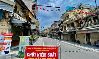 Sau ngày 6/9, Hà Nội tiếp tục giãn cách xã hội ở vùng có nguy cơ cao