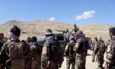 Lực lượng kháng chiến Afghanistan tuyên bố gần 600 lính Taliban đã bị tiêu diệt