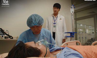 Cây Táo Nở Hoa tập 68: Ngọc sốc nặng khi thấy Dư nằm mê man, Báu gặp lại Quân trong bệnh viện
