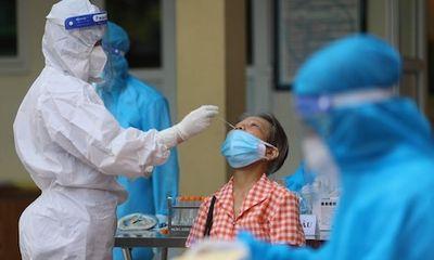 Hà Nội xét nghiệm thần tốc toàn bộ 100% người dân trên địa bàn thành phố