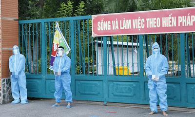 Chiều ngày 12/9, Hà Nội ghi nhận thêm 1 ca mắc COVID-19 mới