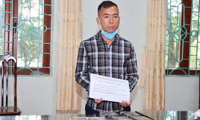 Lai Châu: Bắt giữ đối tượng mua bán ma túy, thu giữ 10 bánh heroin
