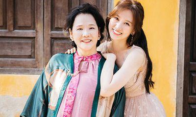 Bà xã Trấn Thành than thở khi tiết lộ người thân Hàn Quốc phải ở nhà thuê