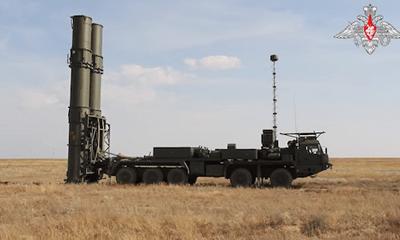 Quân đội Nga đưa lô hệ thống tên lửa phòng không S-500 đầu tiên vào hoạt động