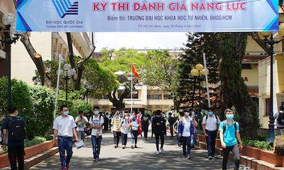 Đại học Quốc gia TP. HCM huỷ kỳ thi đánh giá năng lực đợt 2