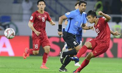 Vòng loại World Cup 2022: Trọng tài UAE điều khiển trận đấu Việt Nam - Trung Quốc
