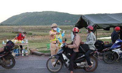 Hà Tĩnh: Nam thanh niên tử nạn trên đường trực chốt phòng dịch COVID-19
