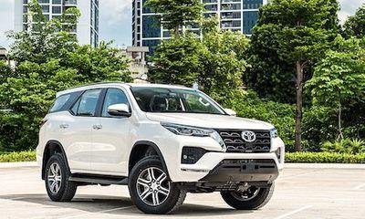 Bảng giá xe ô tô Toyota mới nhất tháng 10/2021: Nhiều ưu đãi lên đến 40 triệu đồng