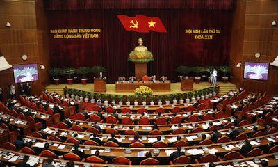 Bế mạc Hội nghị Trung ương 4