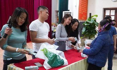 Bộ Công an phối hợp 7 tỉnh miền Trung rà soát hoạt động từ thiện của ca sĩ Thủy Tiên