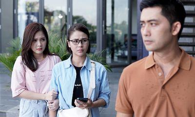 Lương Thu Trang hóa nữ nhà văn trong phim hình sự