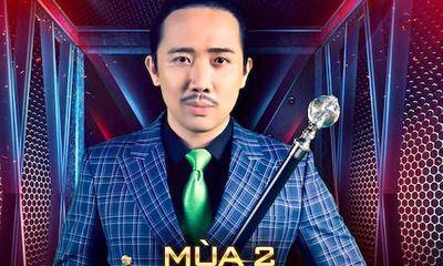 Trấn Thành tái xuất tại Rap Việt mùa 2, loạt hình ảnh được