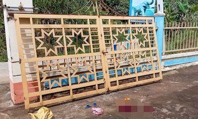 Quảng Nam: Sập cổng trường, một trẻ mầm non tử vong