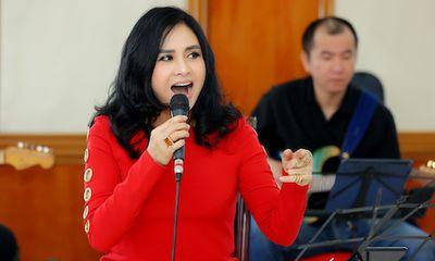 """Thanh Lam trẻ trung, rực rỡ, tràn đầy năng lượng tập luyện cho """"Con đường âm nhạc"""" số 2"""