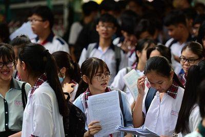 Hơn 49% thí sinh có điểm tiếng Anh thi vào lớp 10 dưới 5 tại TP.HCM: Sở GD&ĐT nói gì?