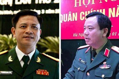 Bổ nhiệm hai đại tá làm Phó Tư lệnh Quân khu