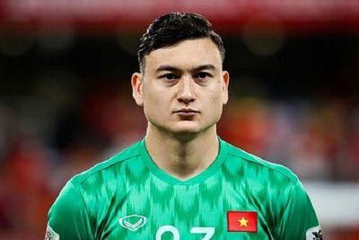 Đặng Văn Lâm không được triệu tập tại Hà Nội cùng đội tuyển Việt Nam