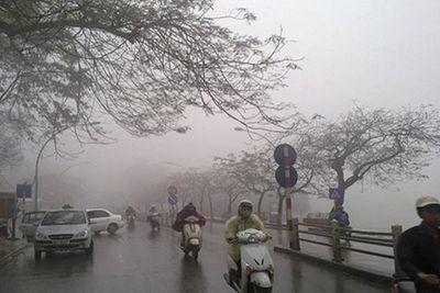 Hà Nội trời chuyển mưa rét, nhiệt độ xuống ngưỡng 18 độ C
