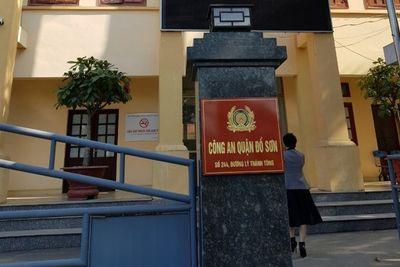 Công an Hải Phòng thông tin việc Trưởng công an quận Đồ Sơn tạm nghỉ việc để chữa bệnh