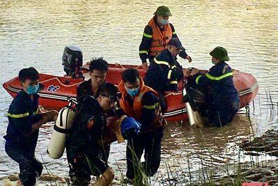 Tìm thấy thi thể người phụ nữ gieo mình xuống sông ở Thanh Hóa