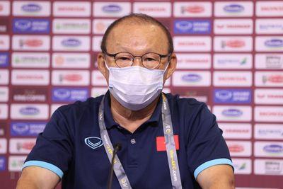 Bị cấm chỉ đạo trận gặp UAE sắp tới, HLV Park Han-seo vẫn tự tin Việt Nam sẽ chiến thắng