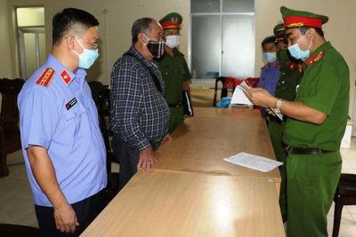 Nghệ An: Chủ dự án Minh Khang bị khởi tố, bắt tạm giam về tội lừa đảo