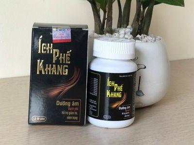Ích Phế Khang- Hỗ trợ giảm viêm họng