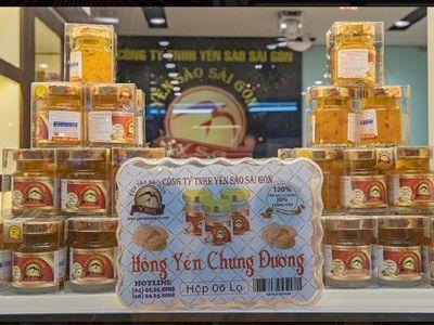 Yến Sào Sài Gòn : 10 năm khẳng định thương hiệu