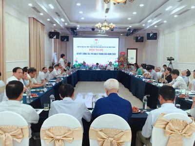 Hội nghị sơ kết Cụm thi đua hội Luật gia các tỉnh đồng bằng Bắc Bộ và Bắc Miền Trung