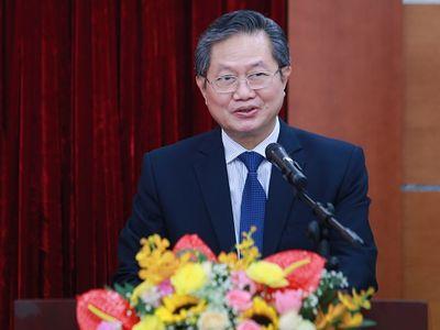Báo cáo kiểm điểm của BCH Đảng đoàn hội Luật gia Việt Nam khoá III
